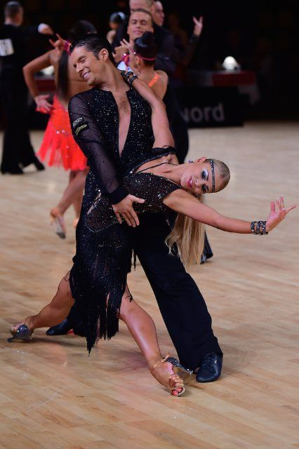 Media Gallery home page | World DanceSport Federation at worlddancesport.org