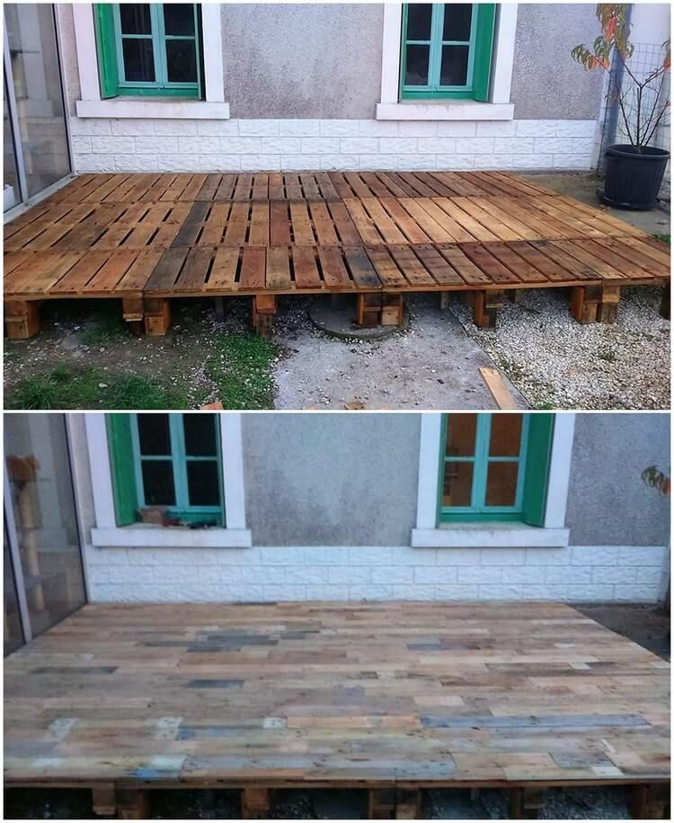 Easy to Make Wood Pallet Amazing Furniture Ideas | Wood ...
