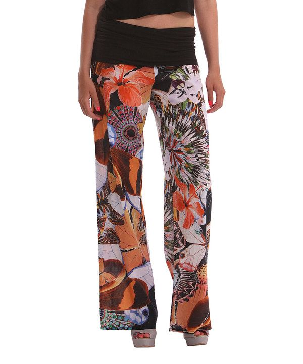 Look at this Negro Otton Pants on #zulily today!