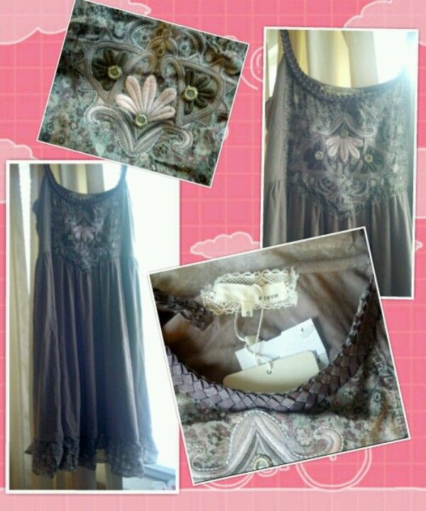 Areve dress from Never Too Spoiled