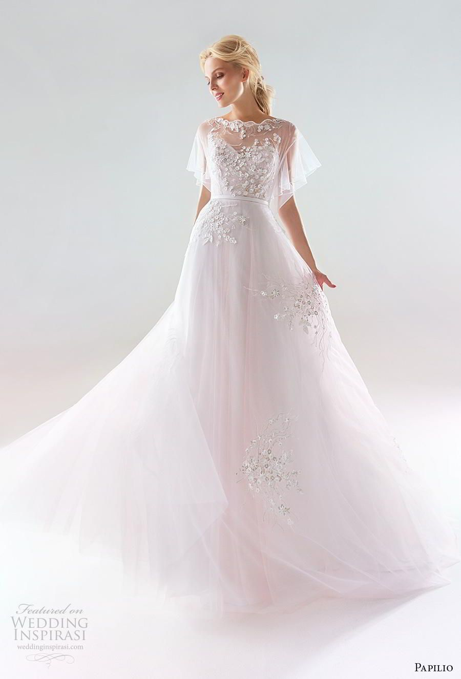 Pink wedding dress say yes to the dress  Papilio  Wedding Dresses u ucWhite Windud Bridal Collection  Say