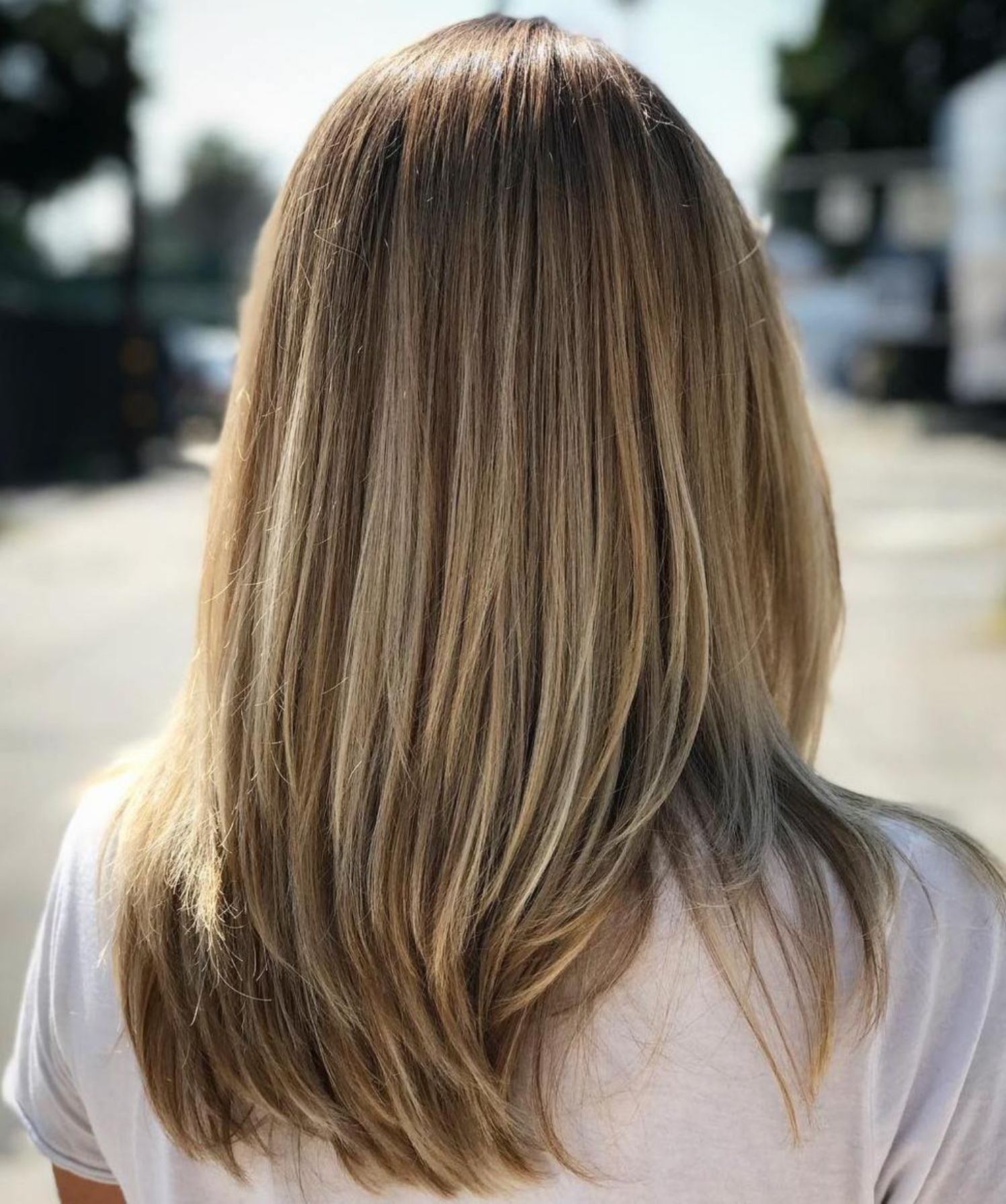 40 Long Hairstyles and Haircuts for Fine Hair | Long layered haircuts, Haircuts straight hair ...