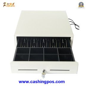 POS Cash Drawer for Register/Box and Peripherals on Made-in- Made-in