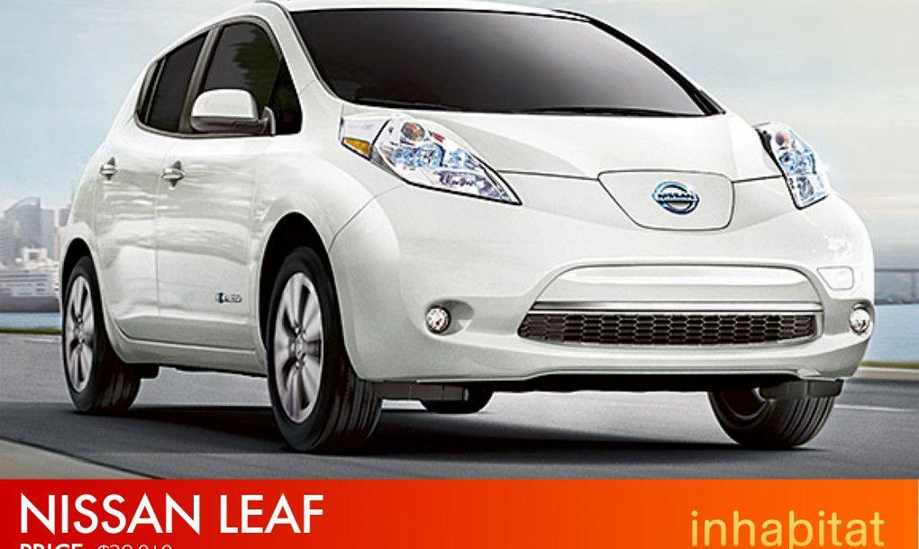Fresh Nissan Leaf 2018 News