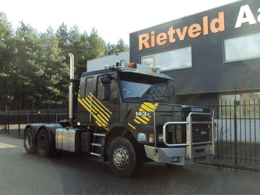 Scania T143-500