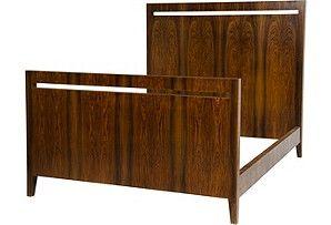 Sucupira Wood Bed