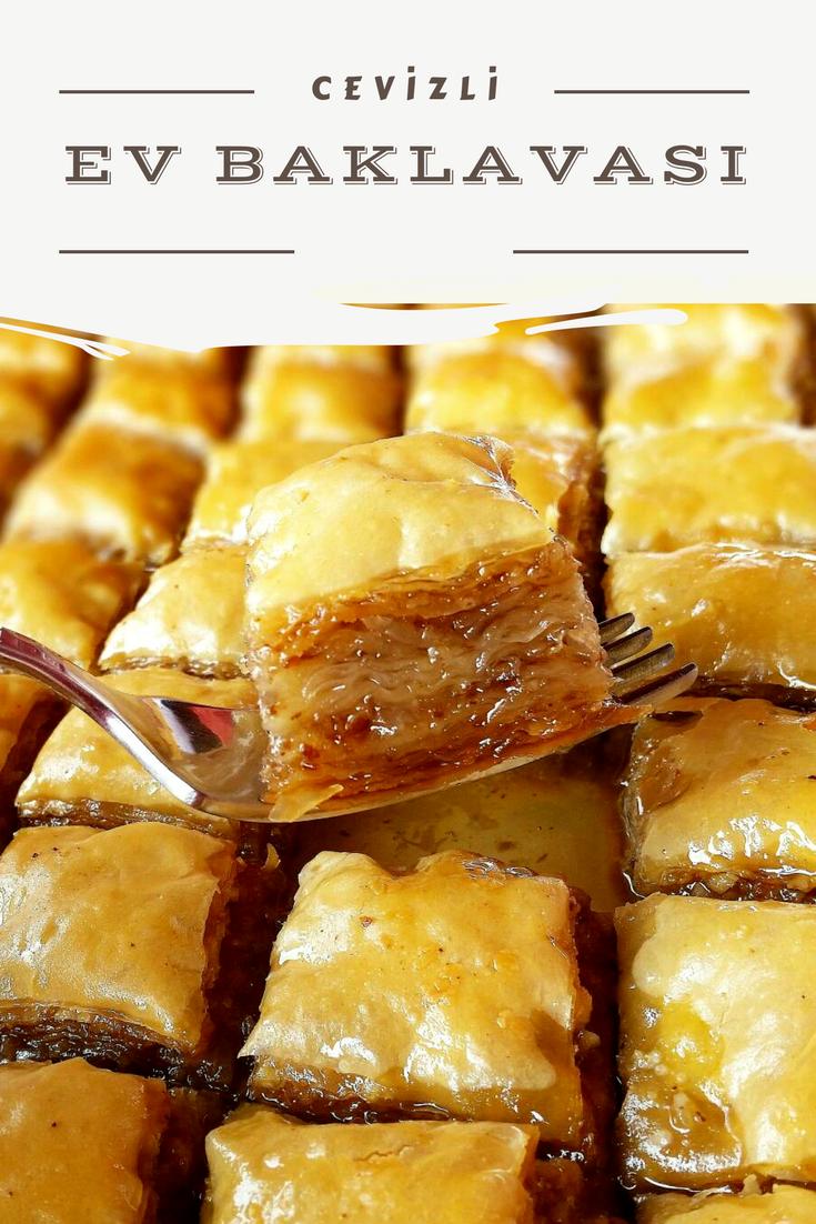 Serbetlitatli-Pekmezli şam tatlısı tarifi-Yemek Tarifleri