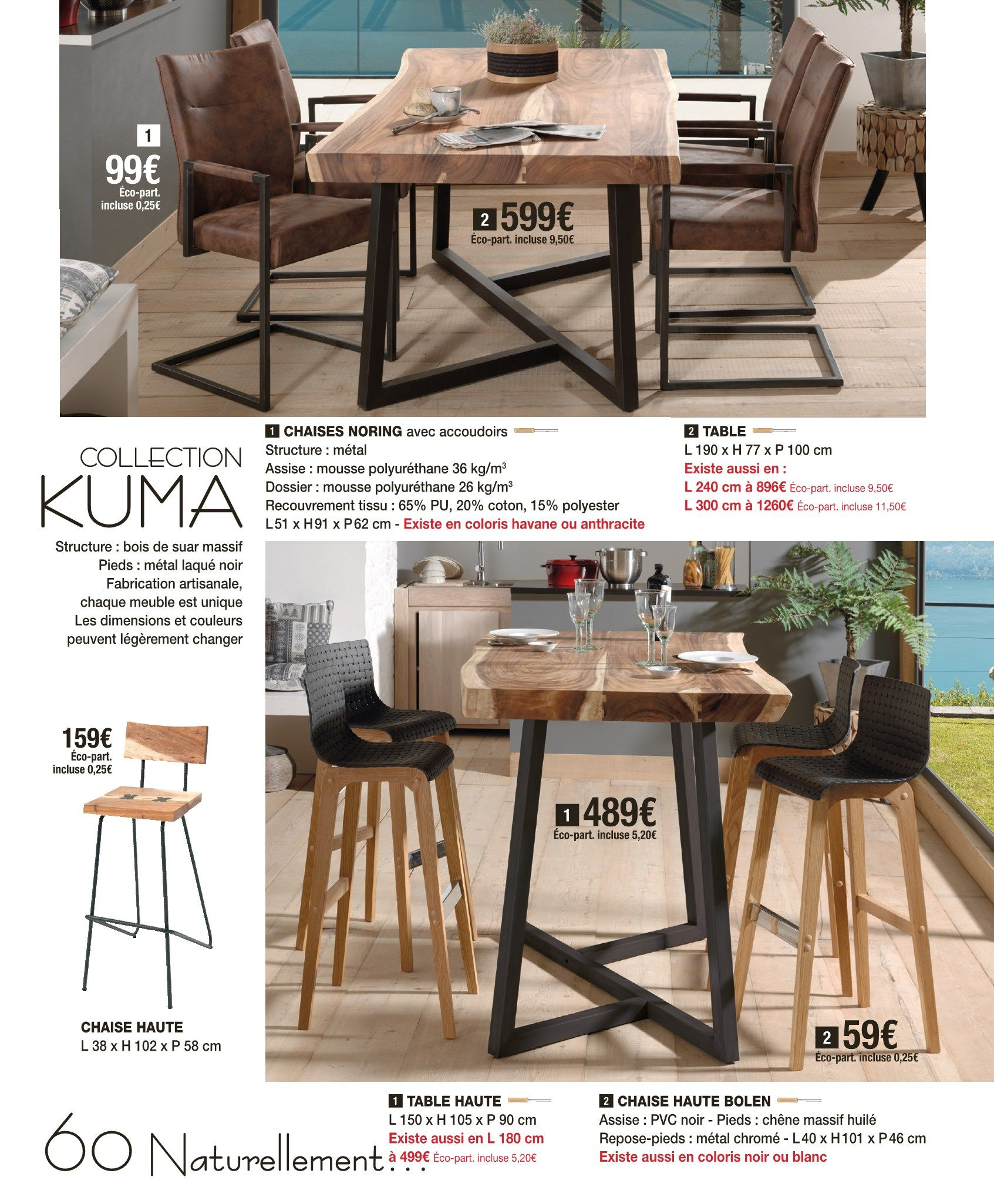 Catalogue 2018 Cocktail Scandinave Table Decor Home Decor