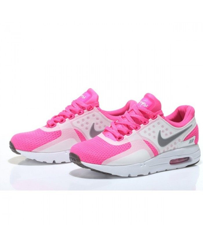 89005f59d0f Nike Air Max Zero Shoes White Peach Trainers Sale Nike style