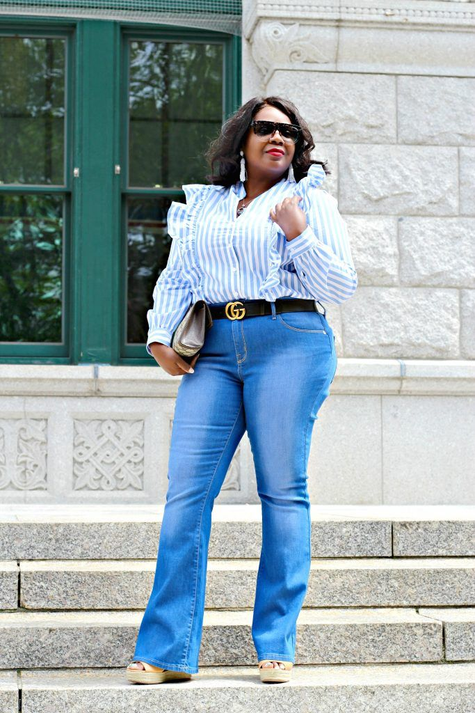 71d205d93ca My Go-To Casual Friday Work Appropriate look - CurvEnvy. Lifestyle blogger