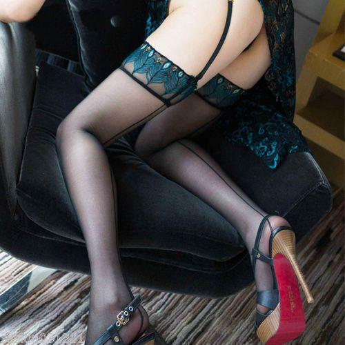 Lot 3 paires de bas couture pour ou sans porte jarretelle - Photos de secretaire en porte jarretelle ...