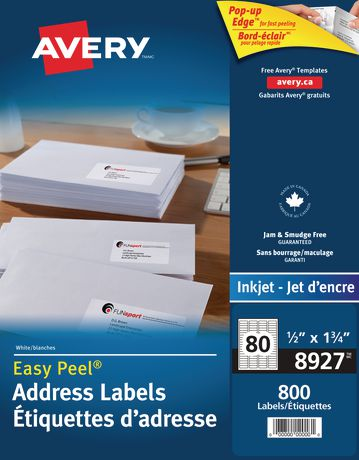 Avery Address Labels White | Products in 2019 | Avery