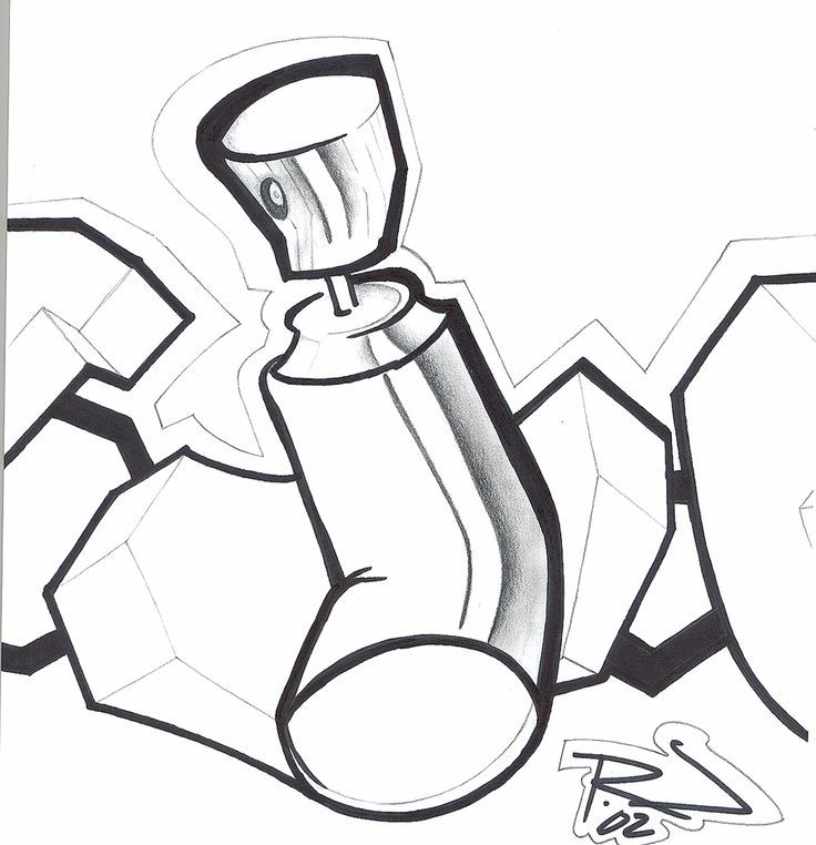 image result for graffiti drawings of spray cans with wing hip hop