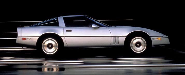 1984 C4 Chevrolet Corvette Specifications Vin Options Corvette Chevrolet Corvette C4 Old Corvette