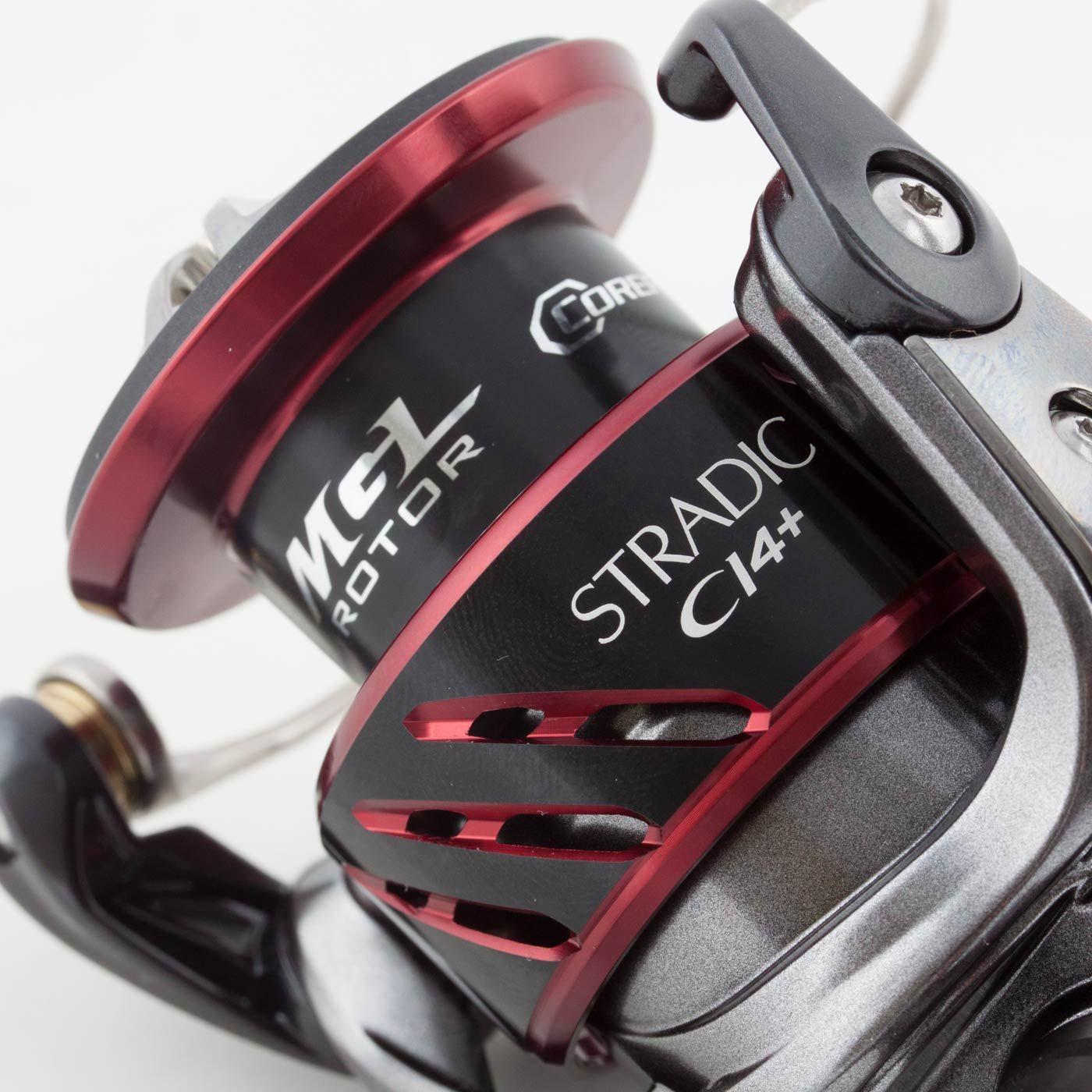 Shimano Stradic Ci4+ 4000 XG FB 230g 6,2:1 7