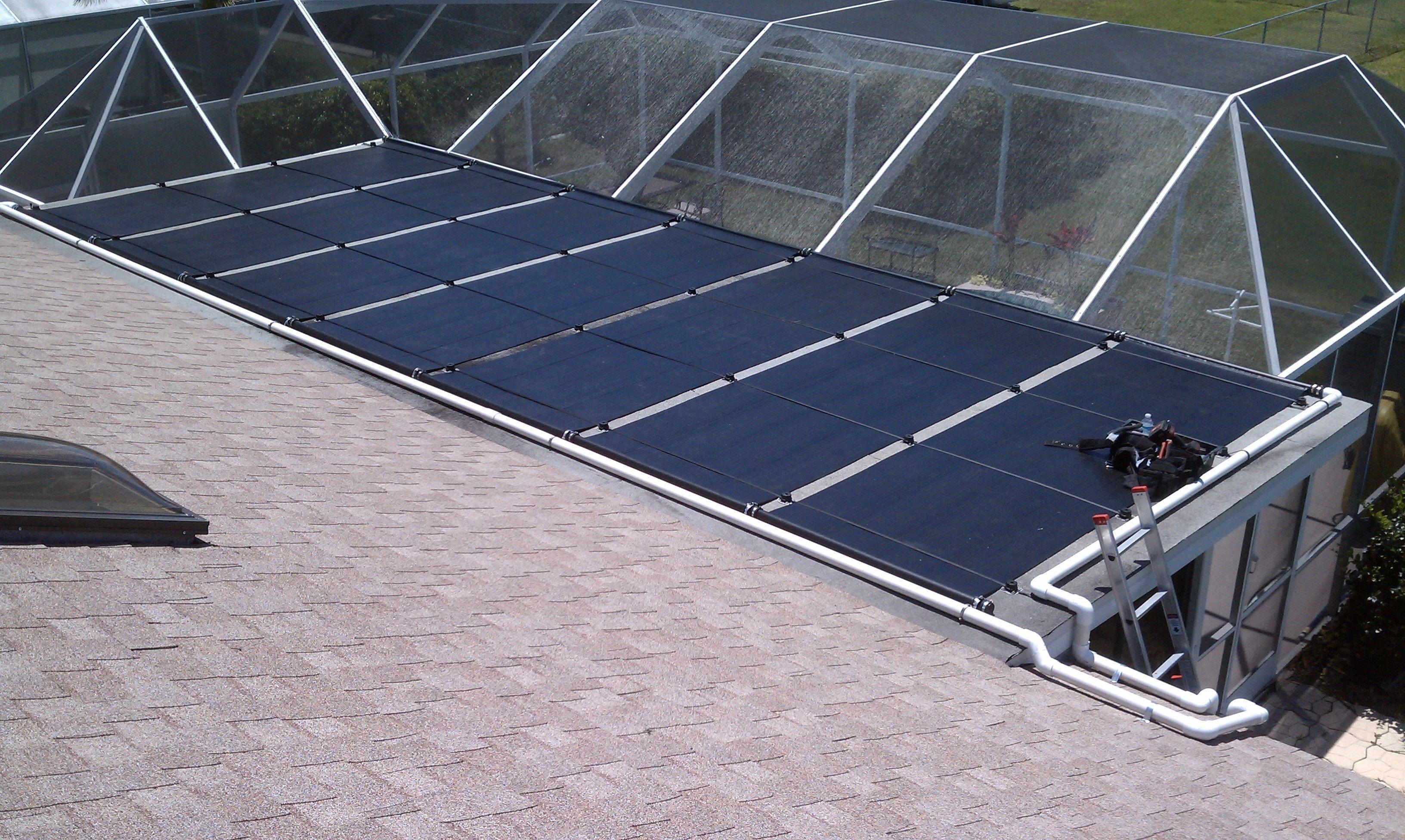 Vortex Solar Pool Heater Www Diysolarpoolheaterkits Com Solar Pool Electric Heat Pump Solar Pool Heater
