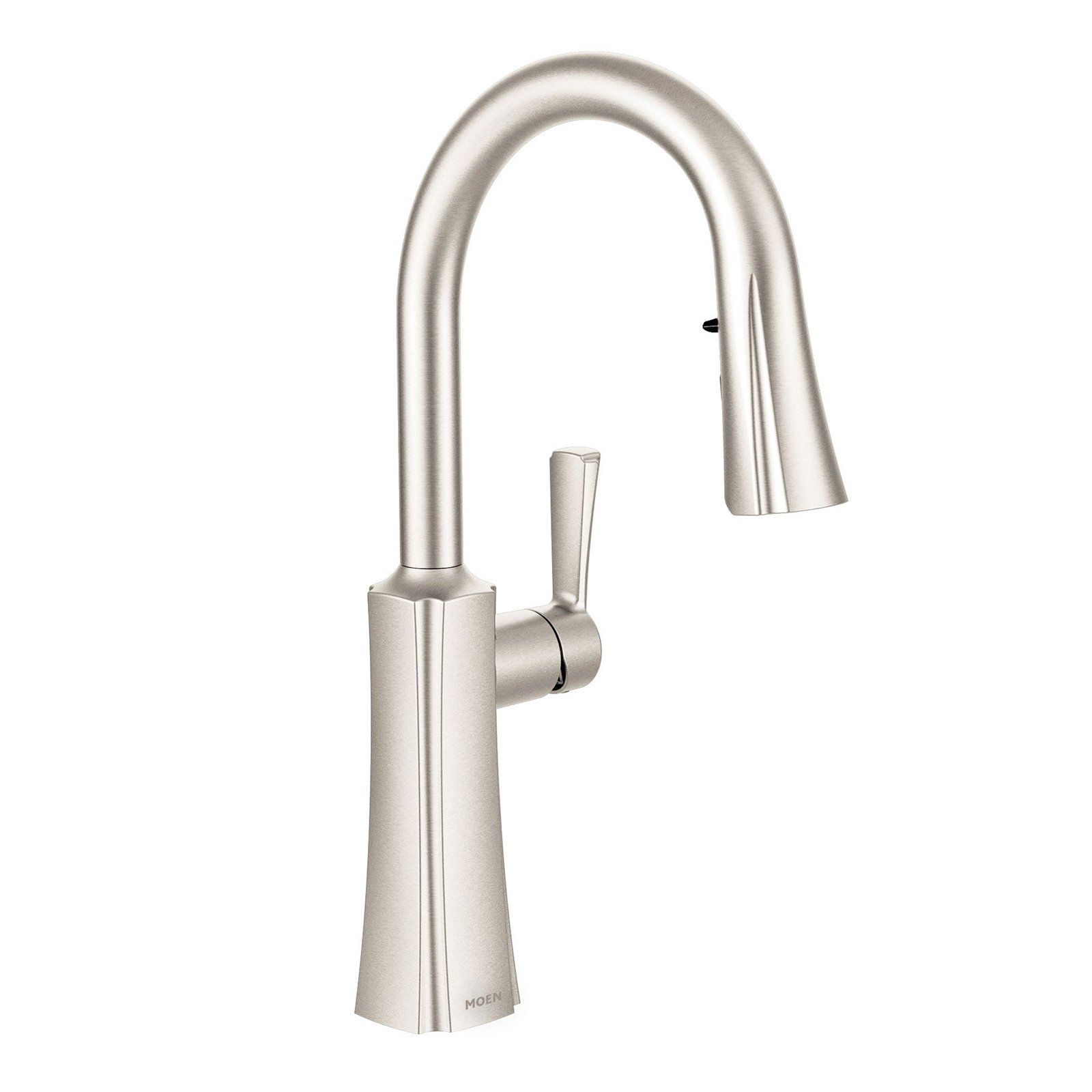 Moen Etch S72608srs Single Handle High Arc Pull Down Kitchen
