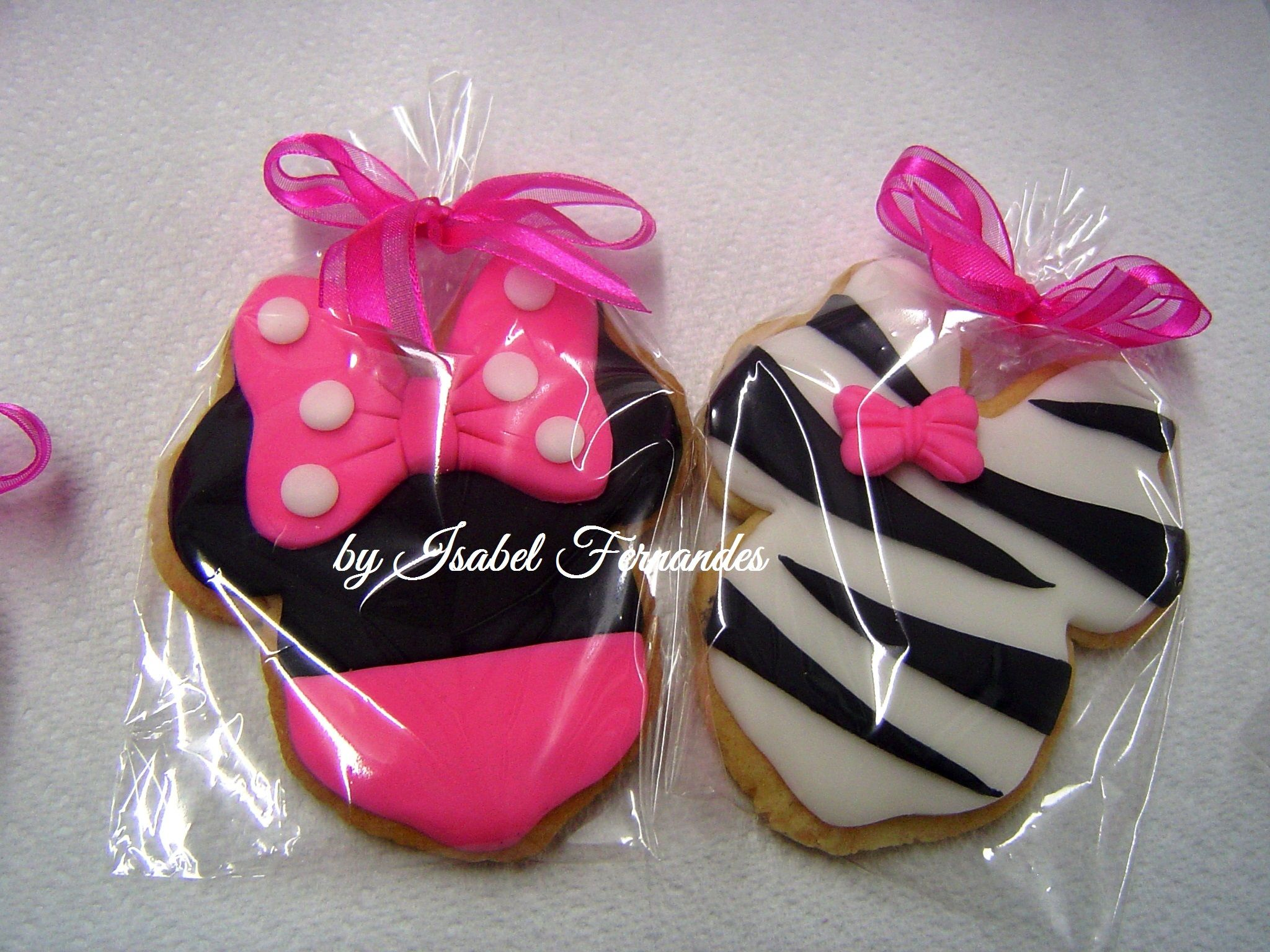 Minnie Mouse Sugar Cookies | Kids Party Favors and Sweeties ...