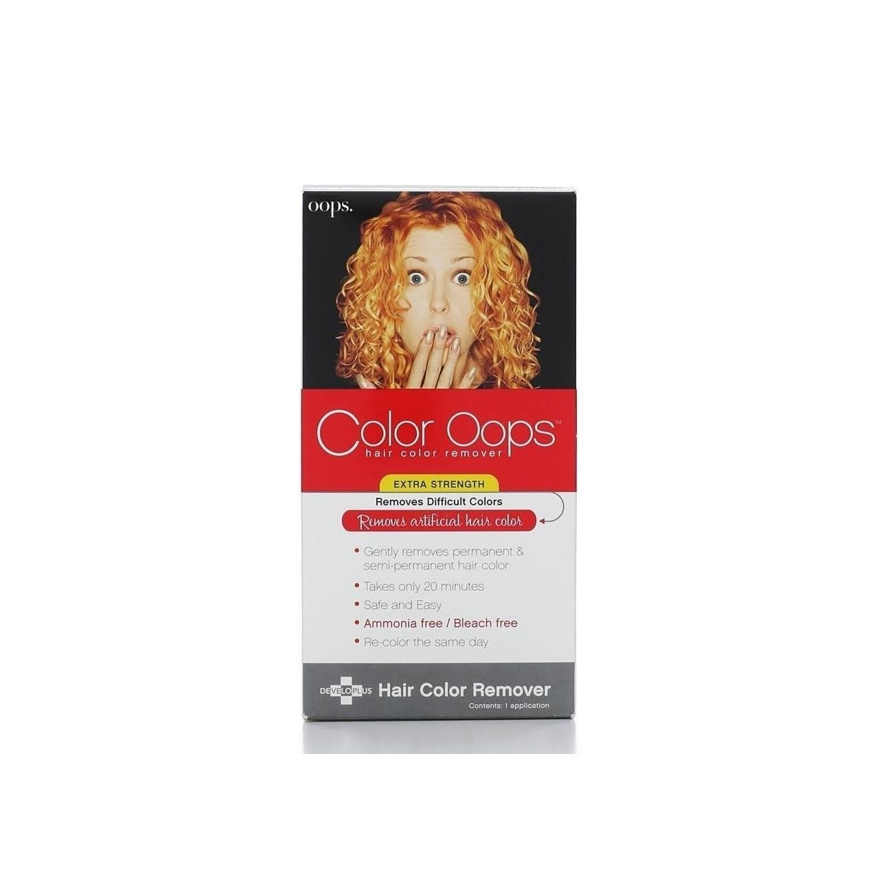 Color Oops Extra Strength Hair Color Remover Products Pinterest