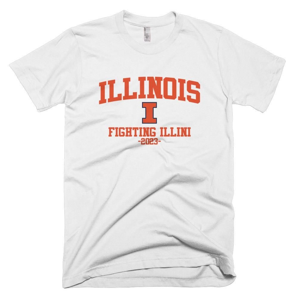 e2cb97f7 UIUC Class of 2023 | UNISUP #tshirt #university #college #classof2023  #apparels #backtoschool