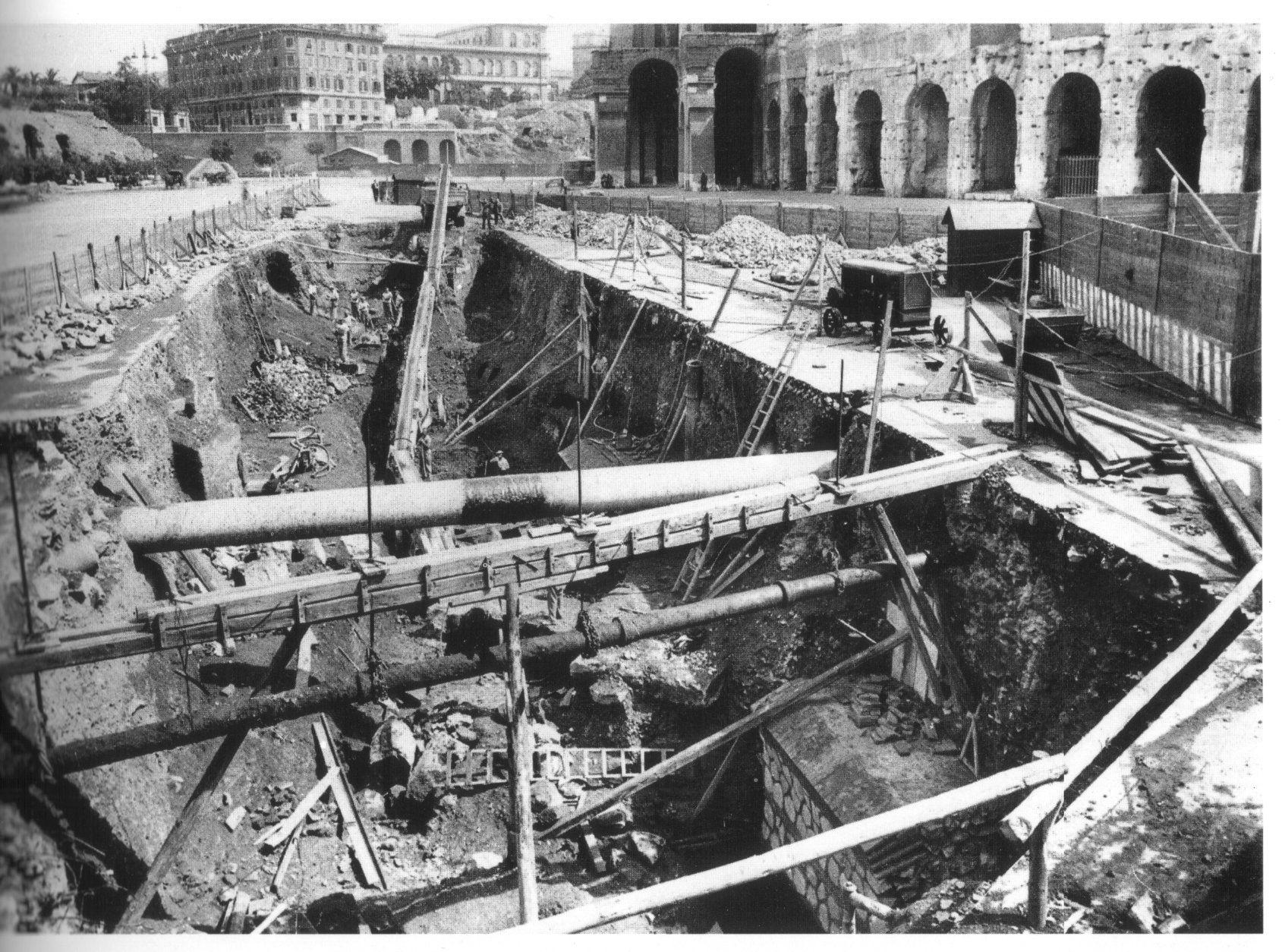The Colosseum Net Chronology