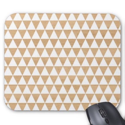 Modern tribal wood geometric chic andes pattern mouse pad,abstract geometric mouse mat,custom mousepad,office desk accessories,mousepad gift