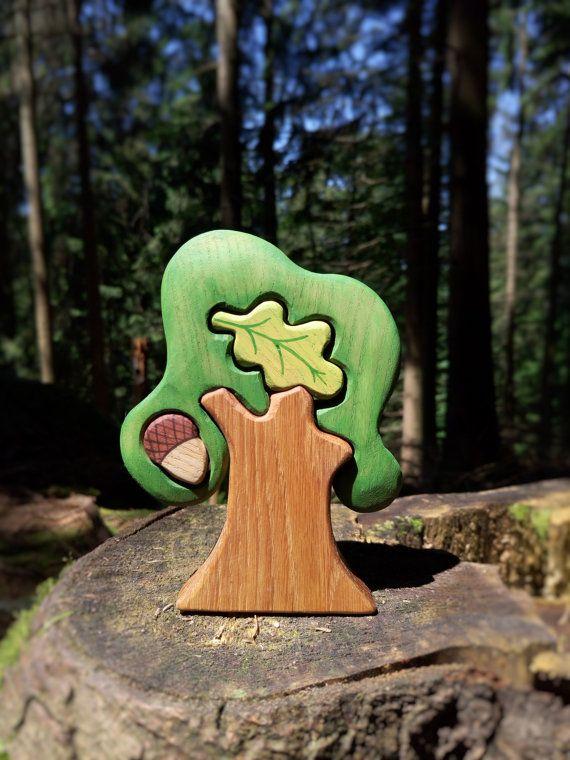 Wood Toys Diy Handmade