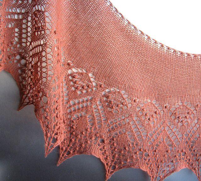 Free Lace Knitting Patterns Shawls : Free pattern lopi lapushka by tanya gobruseva knitting