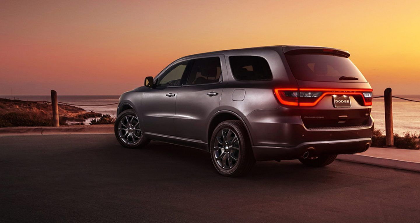 26527cdd6bc822 Dodge Durango Named Fastest SUV for the Money by U.S. News   World ...