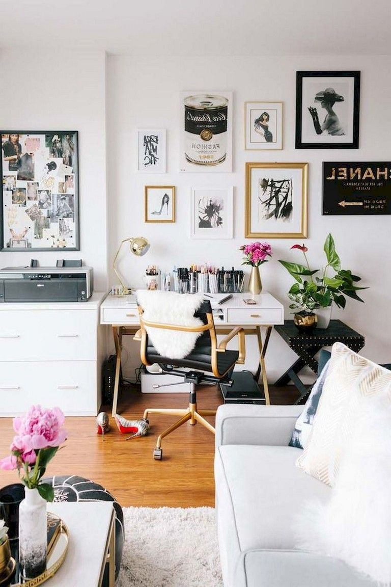77+ Stunning First Apartment Studio Decor Ideas   Apartment ...