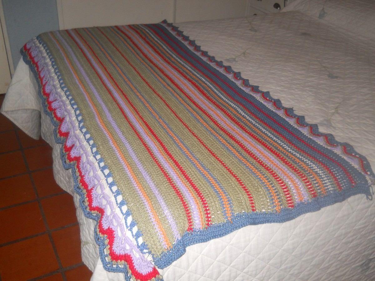 Precios de pie de cama al crochet buscar con google - Pie de cama ...