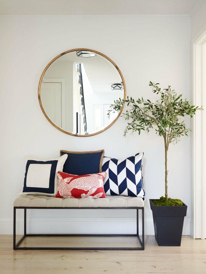 ▷ 1001 + ideas para decorar las recibidores pequeños | Recibidores ...