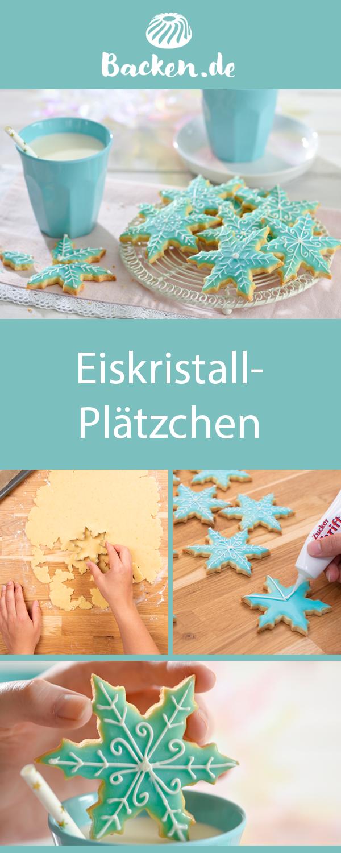 Photo of Snowflake cookies