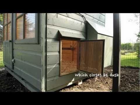 ▷ automatic chicken coop door with wiring diagram - youtube | farm