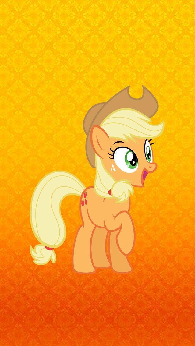 Applejack Wallpaper Cute Cartoon Wallpapers My Little Pony Applejack My Little Pony Friendship
