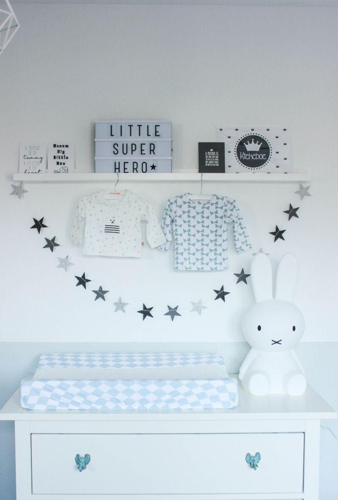 Update De Babykamer (lifestylelou)  Babyzimmer
