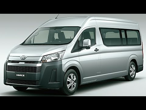 791 2019 Toyota Hiace Everything You Ever Wanted To Know