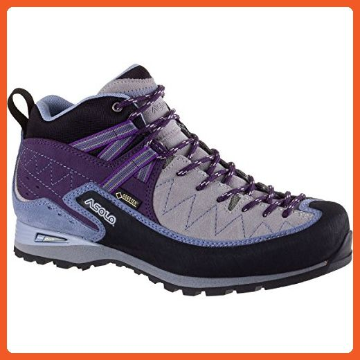 df5b0927350bf Asolo Jumla Hiking Boot - Women's Silver/Lilac, 8.0 - Outdoor shoes ...