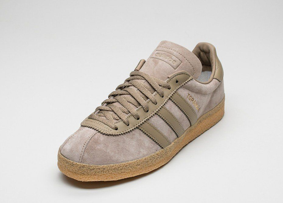 adidas Topanga (Hemp / Hemp / Gum)