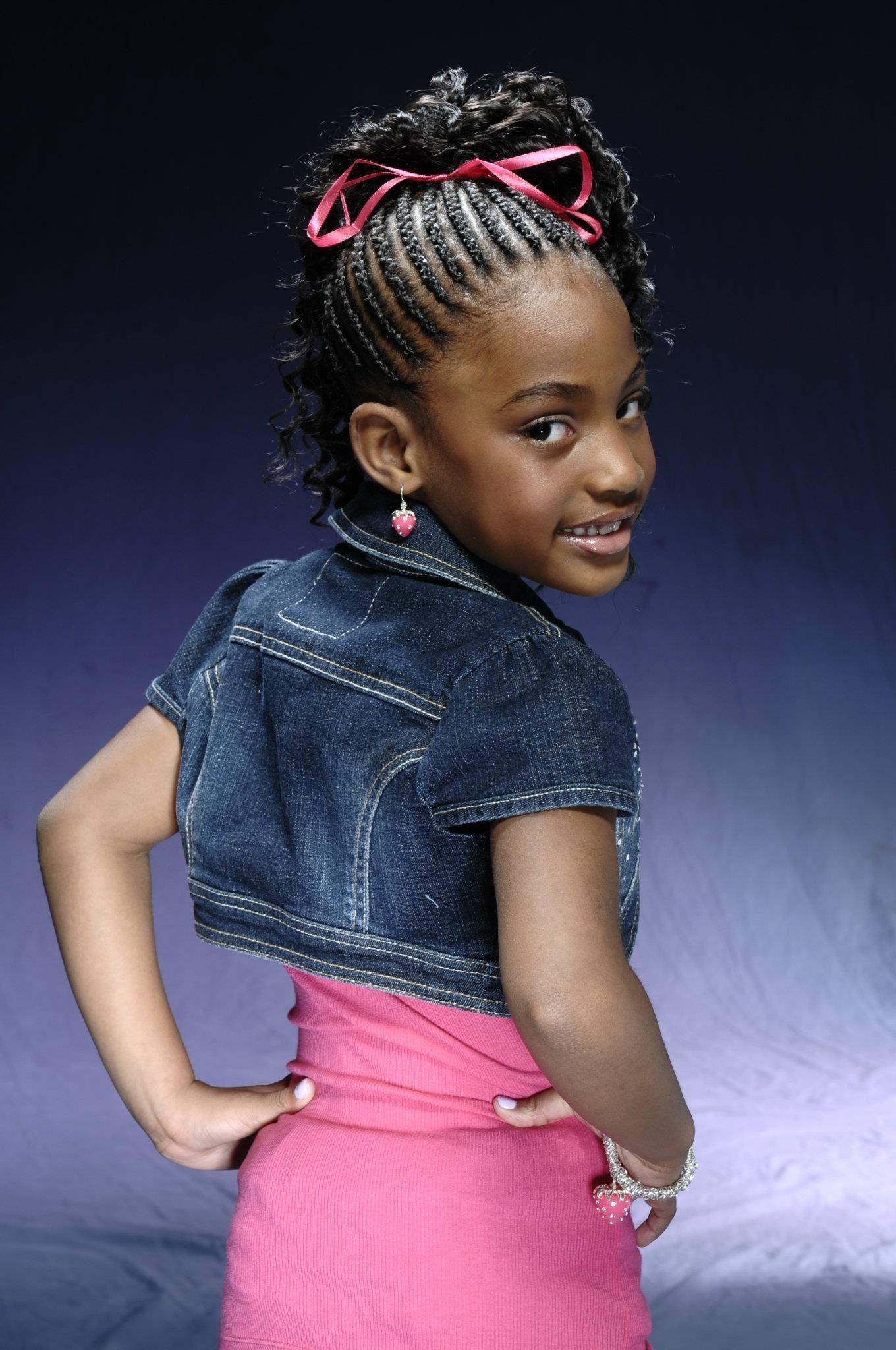 23+ Black kids hair salon ideas