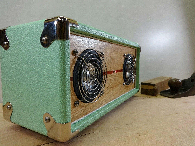 Bluetooth Speaker Retro Vintage Style Wood \