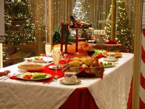 ideas originales para una cena de navidad o una cena especial con amigos fin