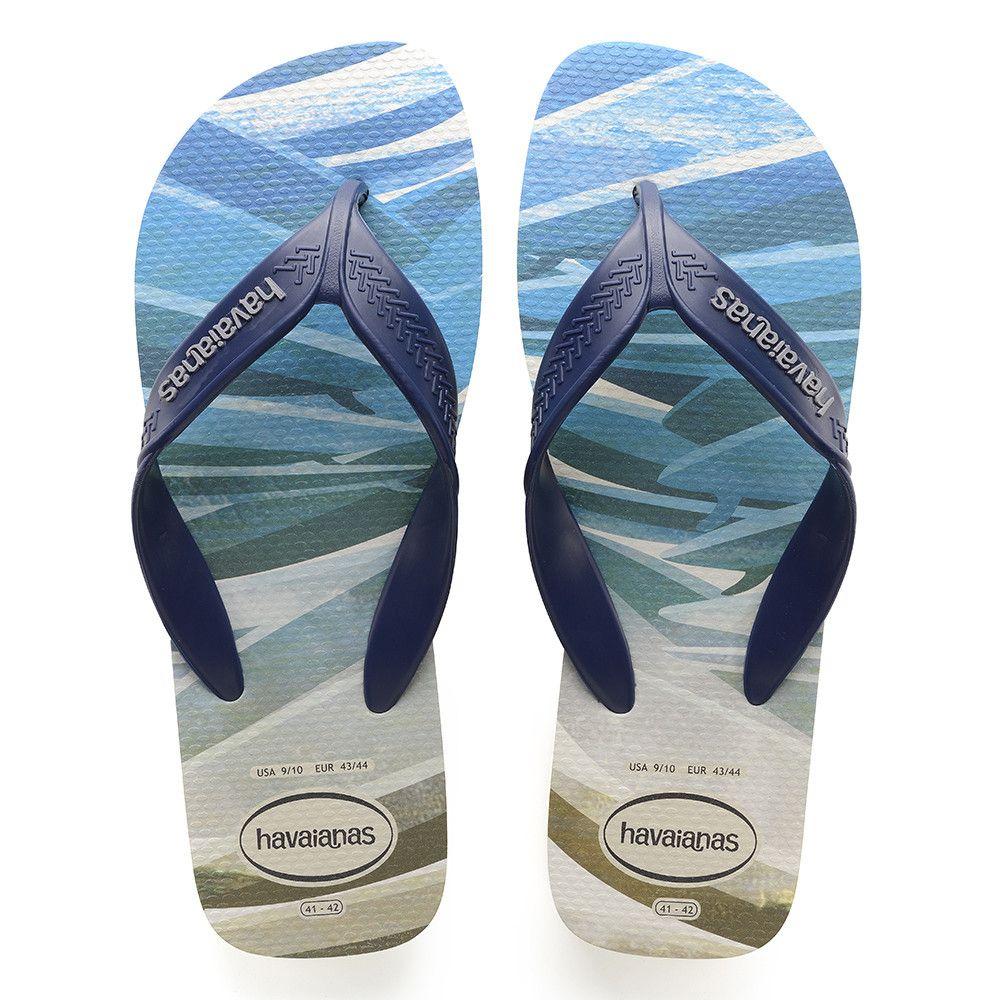 Havaianas Surf Sandal Beige Navy Blue Price From 28 00 Https Www Flopstore Com Com English New Arrivals H Blue Flip Flops Flip Flop Shoes Mens Flip Flops
