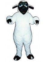 Mascot costume #2610-Z Black Faced Sheep