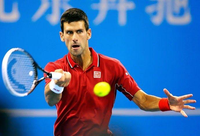 Blog Esportivo do Suíço: Djokovic vence canadense e avança às quartas de final de Pequim