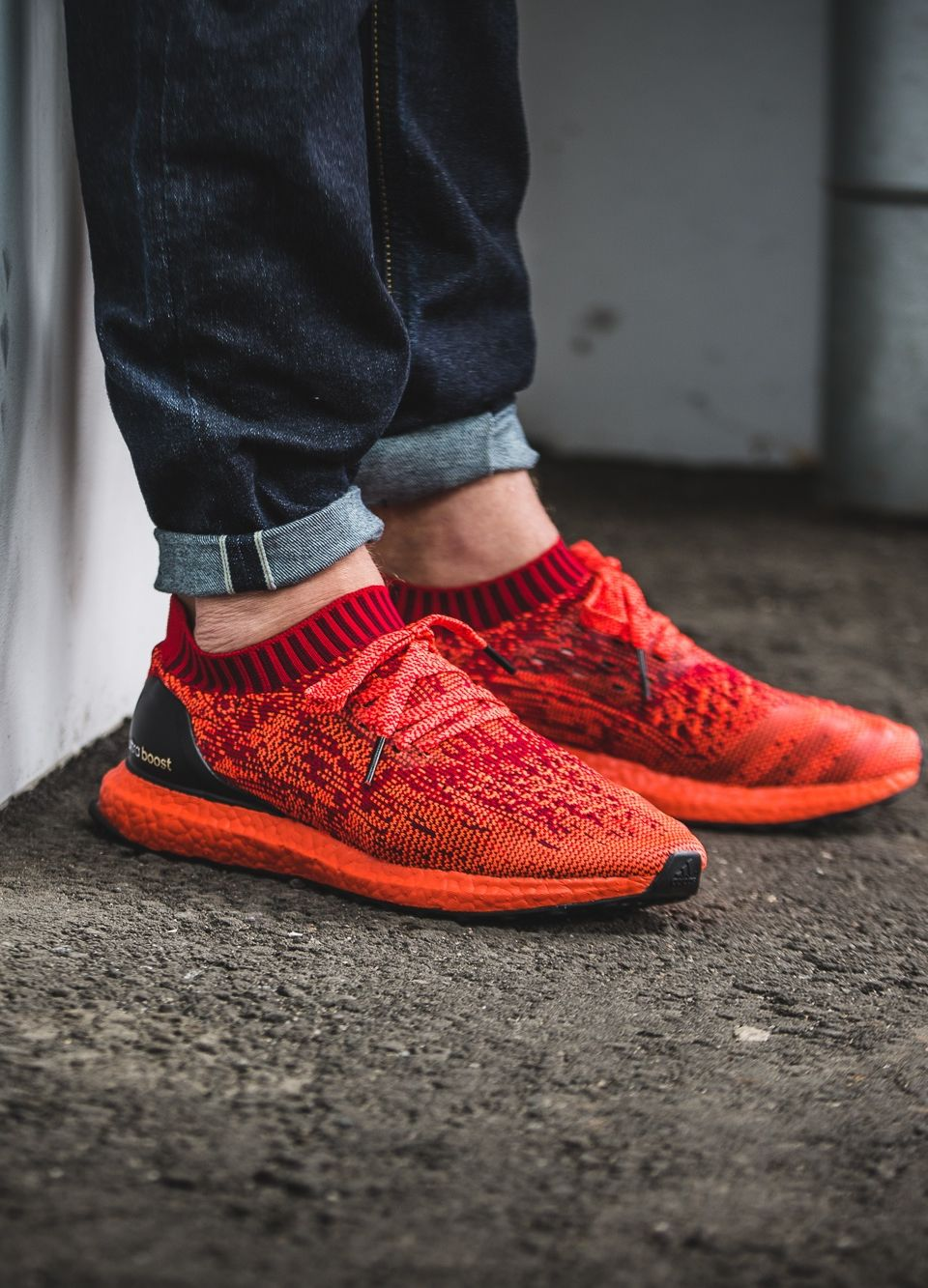 Adidas Ultra Boost Uncaged Red Mens,adidas hoodies online
