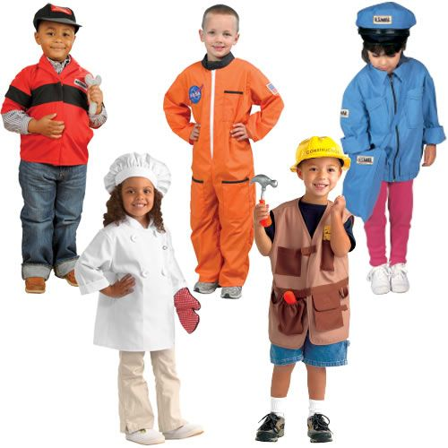 Dramatic Play Costumes (Set of 5)  sc 1 st  Pinterest & Dramatic Play Costumes (Set of 5) | Dramatic play Costumes and Plays