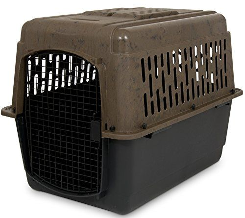 Ruffmaxx Camouflage Pet Kennel 40Inch 70 to 90Pound * Learn more by ...