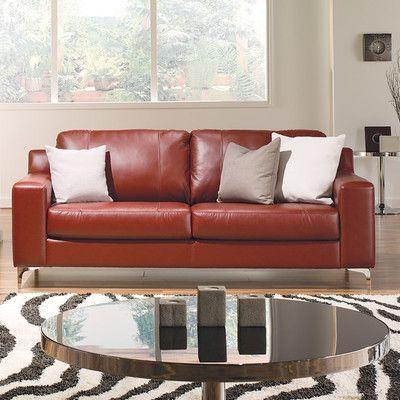 Palliser Furniture Sonora Modular Sofa Upholstery: Leather/PVC Match    Tulsa II Jet,