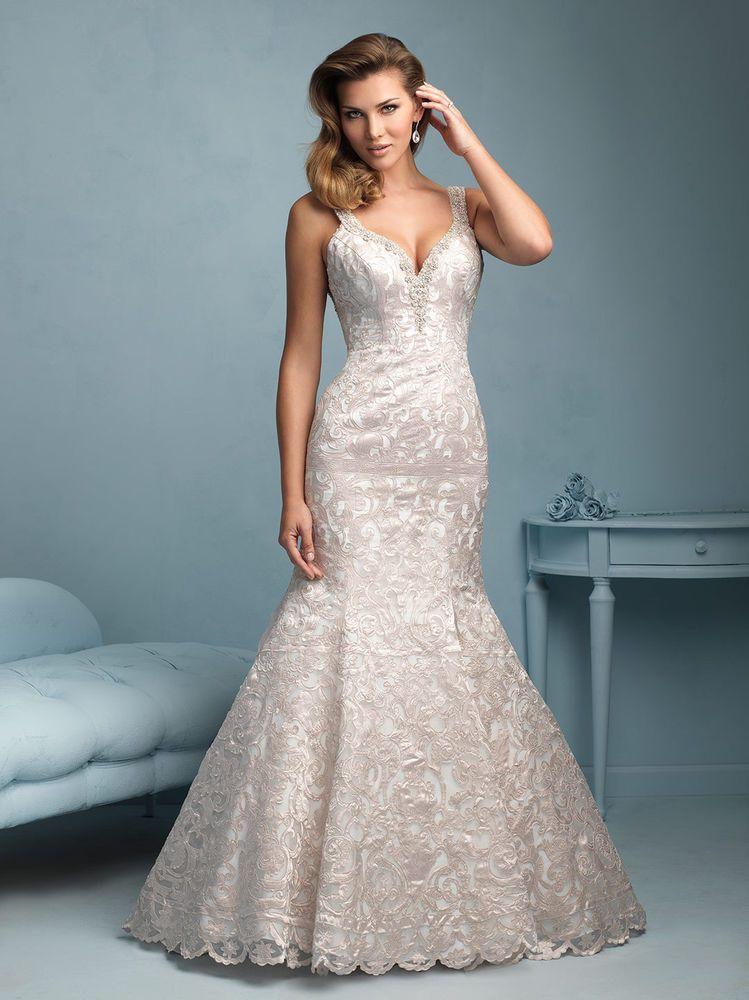6cb11ff0cada6 New Brides Wedding Dress White/Ivory Bridal Ball Gown Custom Size 4/6/8/10/12++  #9203